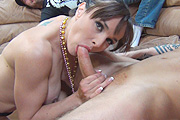 Cytherea Getting Cum Blasted All Over Her Perky Tits